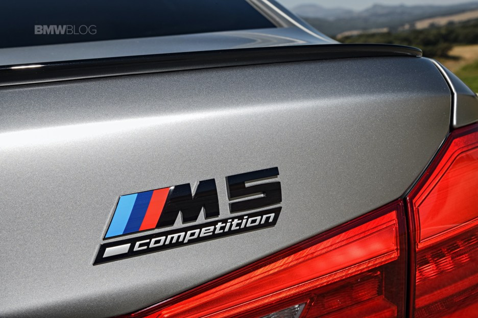 BMW M5 Competition test drive105