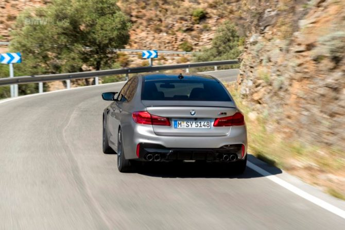 BMW M5 Competition test drive78 830x554