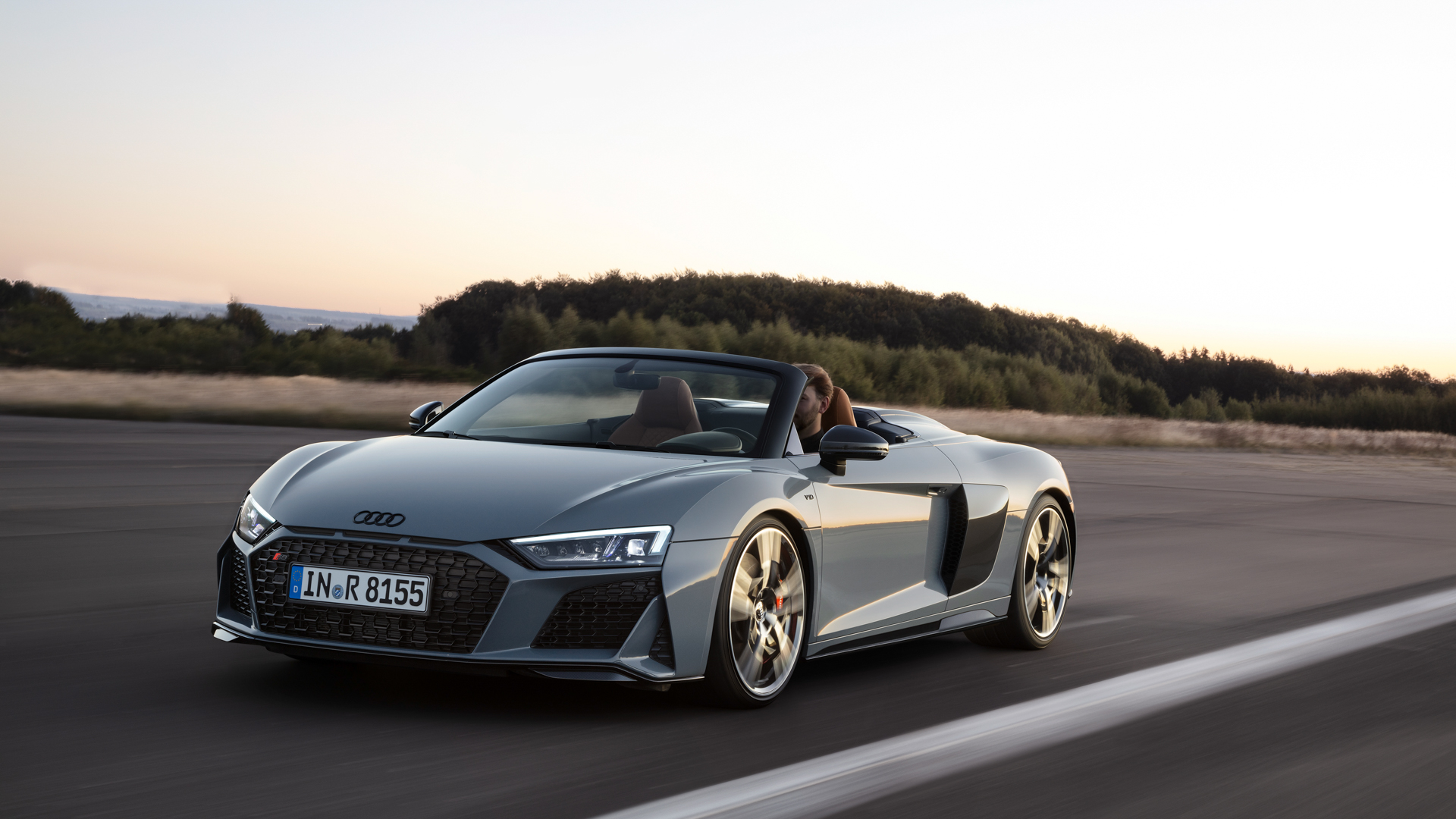 Audi R8 V10 Facelift Is Here Revives Bmw Rival Argument Car