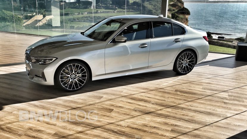 Video New 2019 G20 Bmw 3 Series In Glacier Silver Metallic Car