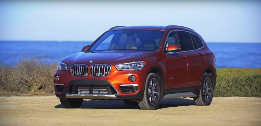 Video: BMW X1 Review Places It Top of the Class 1 1 830x403