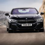 Photoshoot Bmw 840d Coupe In Black Sapphire