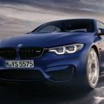 2019 Bmw M4 Convertible Update In Frozen Dark Blue Ii