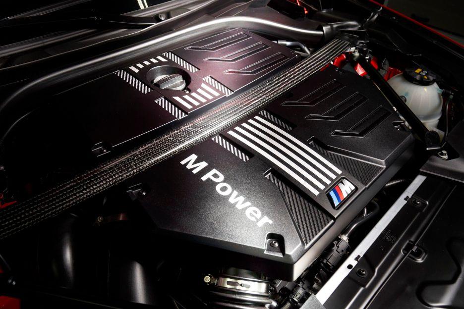 BMW S58 engine 27