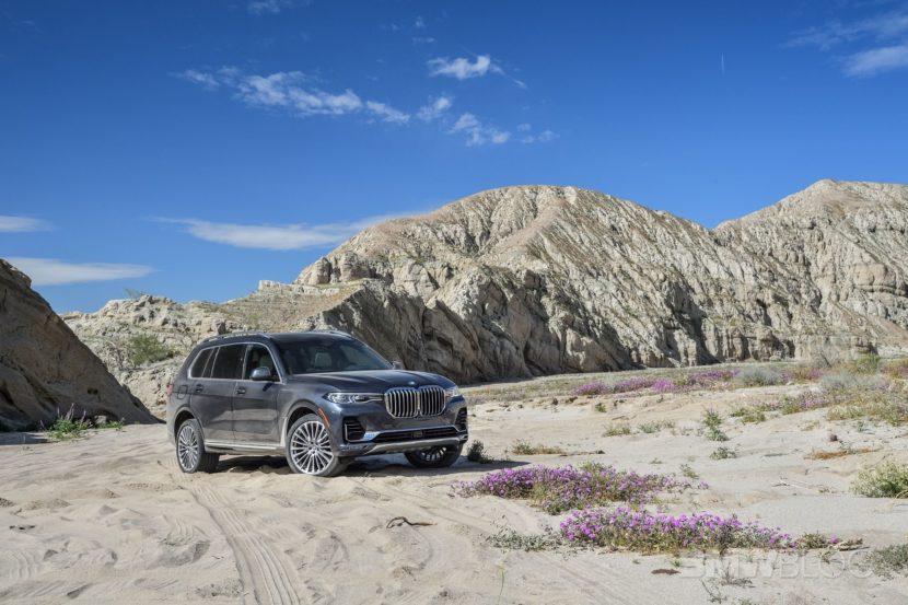 2019 BMW X7 off road 10 830x553