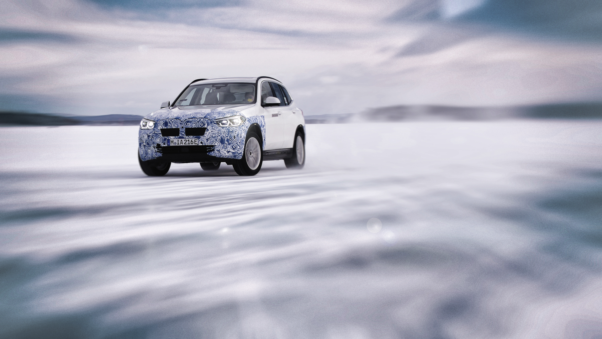 The New Bmw Ix3 Will First Launch In Europe In 2020 Top