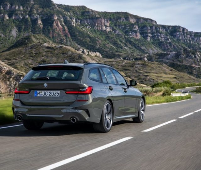 Series G21 M Sport 09 830x553 The New Bmw 3 Series Touring