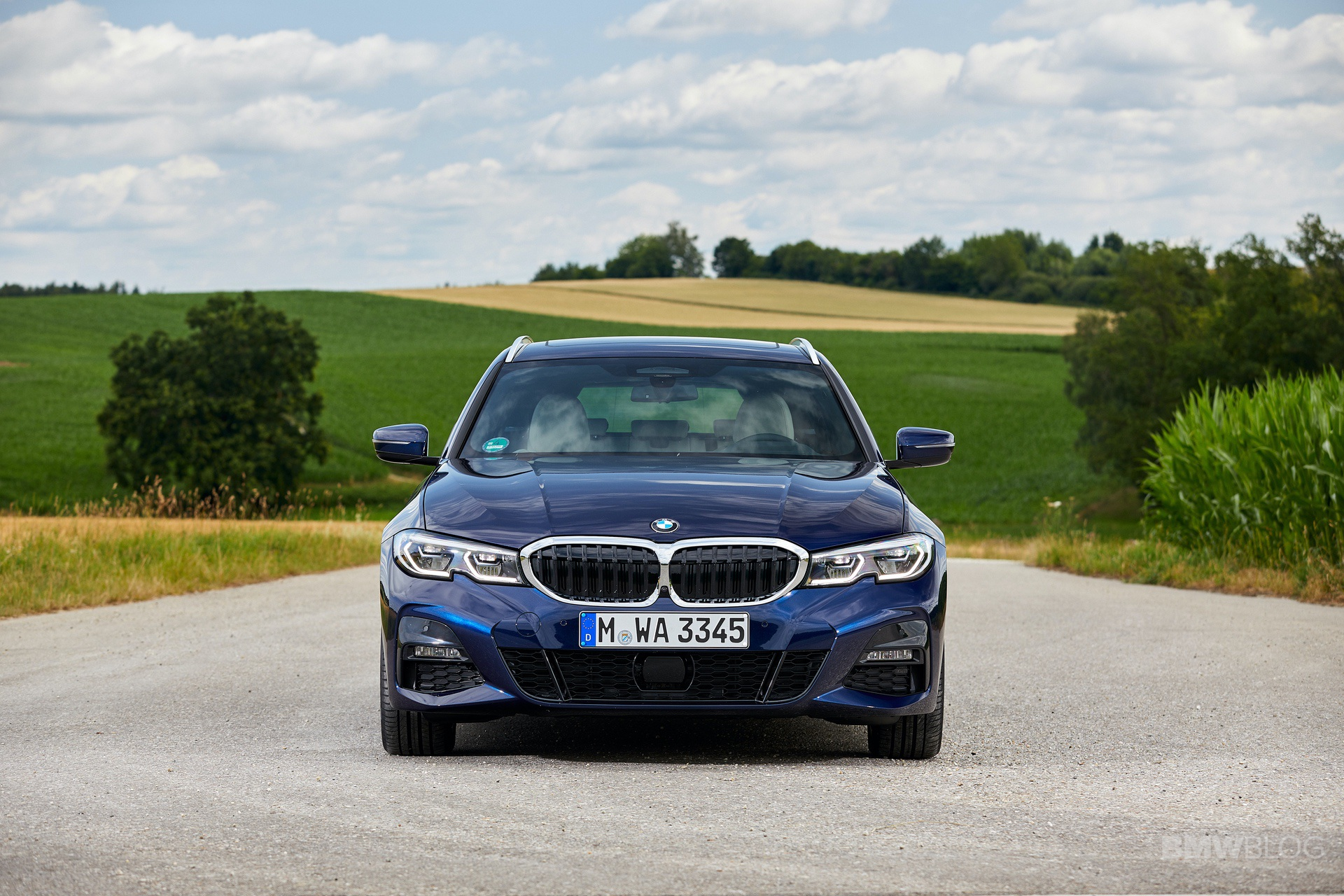 First Drive 2019 Bmw 3 Series Touring The Ultimate Wagon Motor