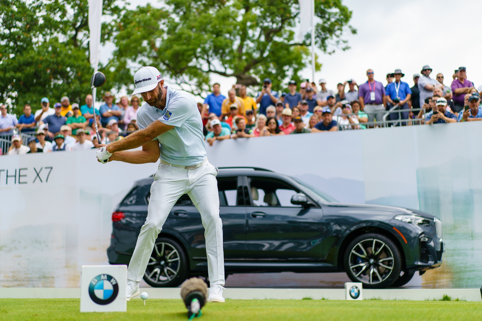 BMW extends title partnership with the PGA TOUR playoff