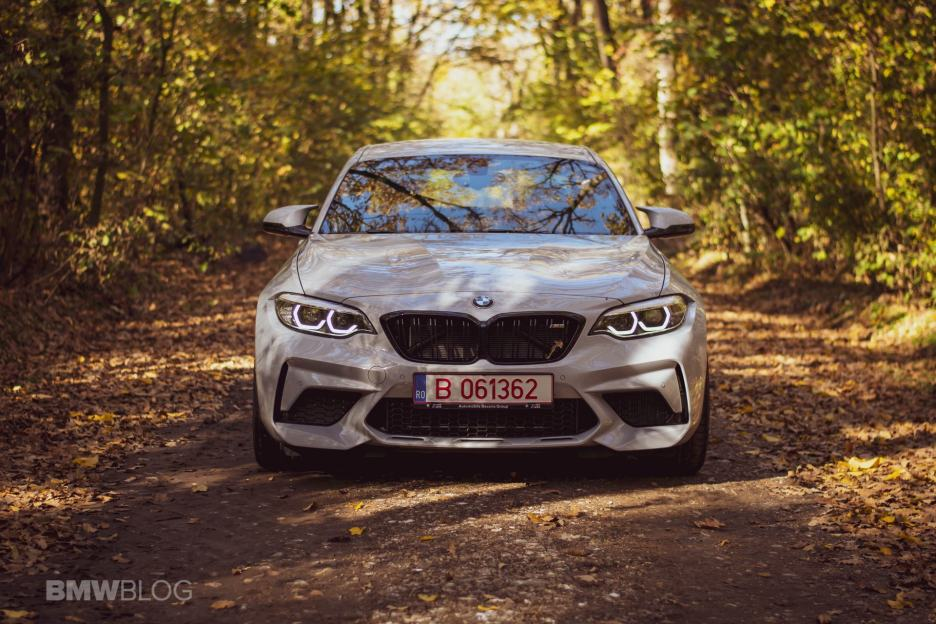 2020 BMW M2 Competition review test drive 16
