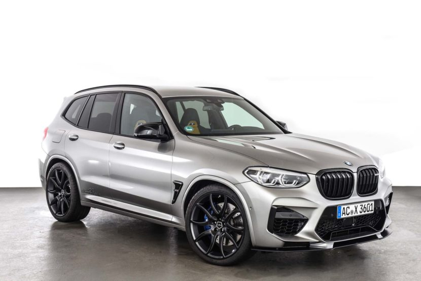 BMW X3 M by AC Schnitzer 04 830x554