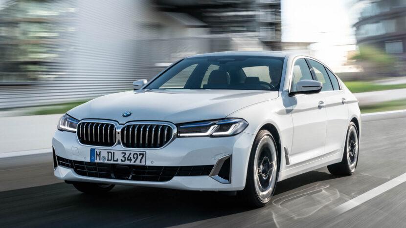 BMW 5 Series LCI vs Audi A6 8 830x467