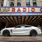 Bmw M8 Coupe With 625 Hp Goes For A Stroll In Nyc