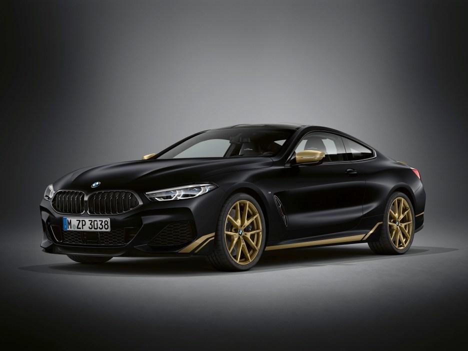 BMW 8 Series Golden Thunder Edition 2