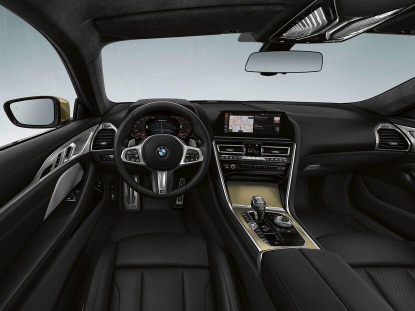 BMW 8 Series Golden Thunder Edition 4 830x622