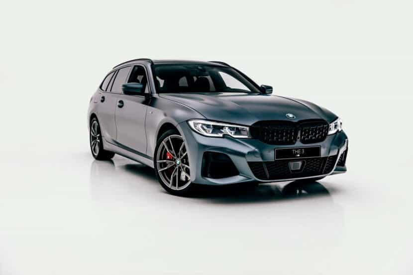BMW M340i xDrive Touring First Edition exterior 14 830x553