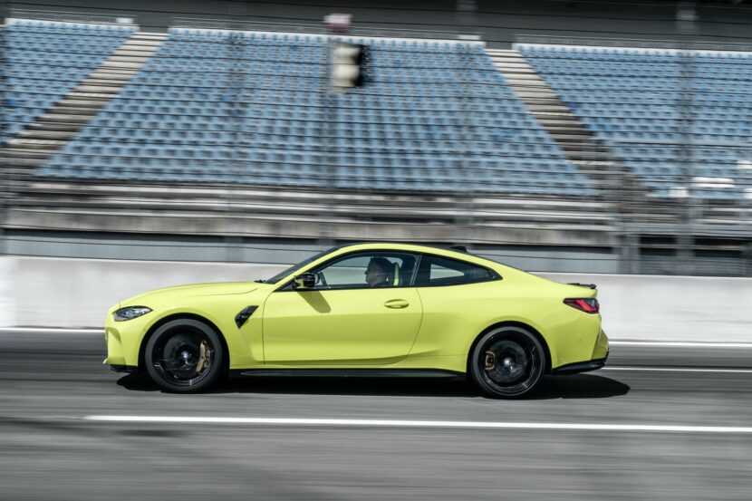 2021 bmw m4 competition race track 28 830x553