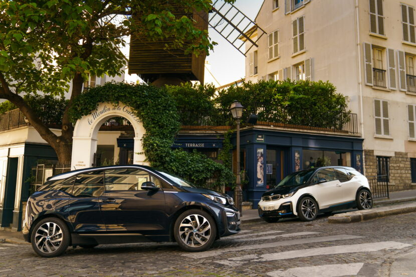The new BMW i3 and i3s Edition WindMill 46 830x553