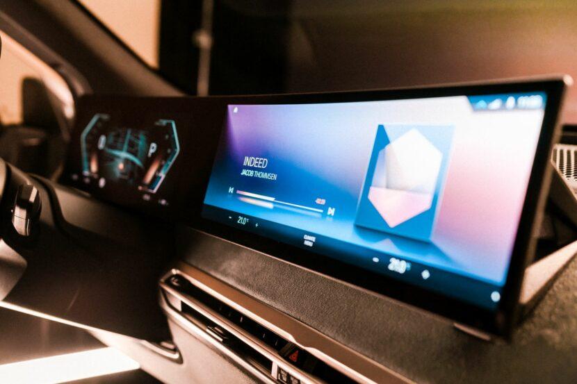BMW iDrive CES 2021 5 830x553