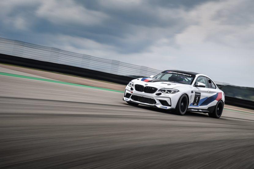 BMW M2 CS Racing 4 of 4 830x553