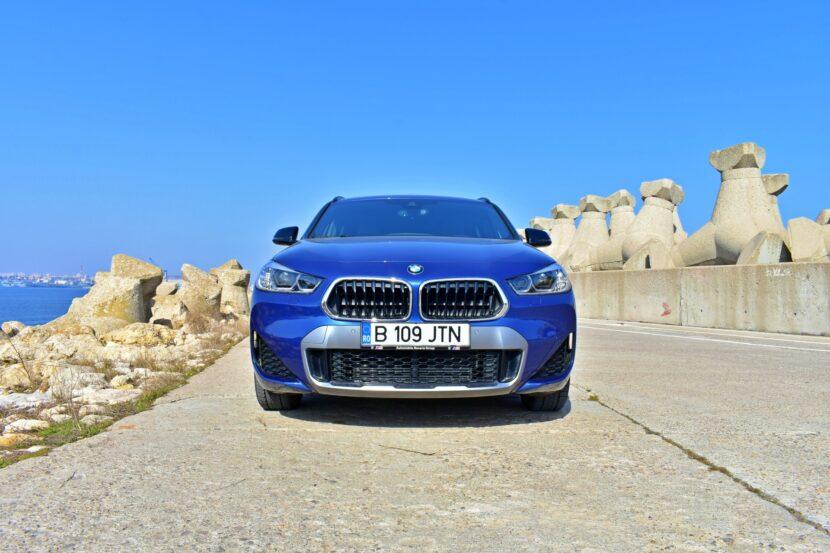 TEST DRIVE 2021 BMW X2 xDrive25e 4 830x553