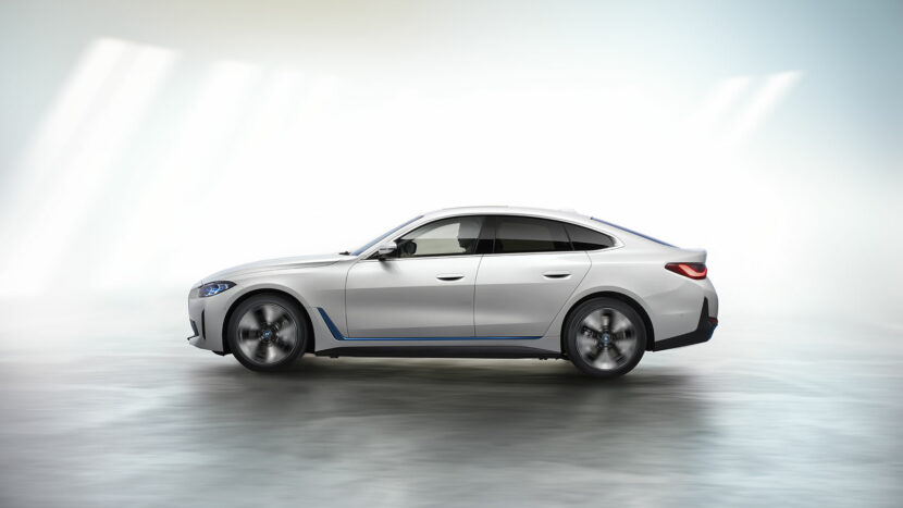 The New BMW i4 G26 LEAKED 4 830x467