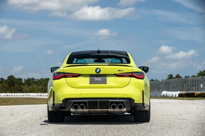The new BMW M4 Coupe in the US 16 830x553
