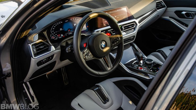 BMW M3 Competition Test Drive 30 of 40 830x467