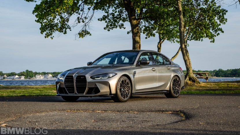 BMW M3 Competition Test Drive 4 of 40 830x467