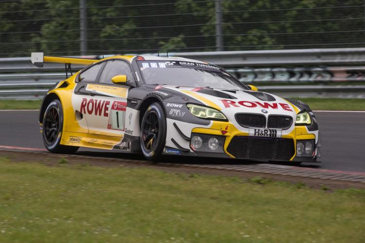 24 Hrs Nurburgring: BMW M6 GT3 ROWE Racing finishes in second place