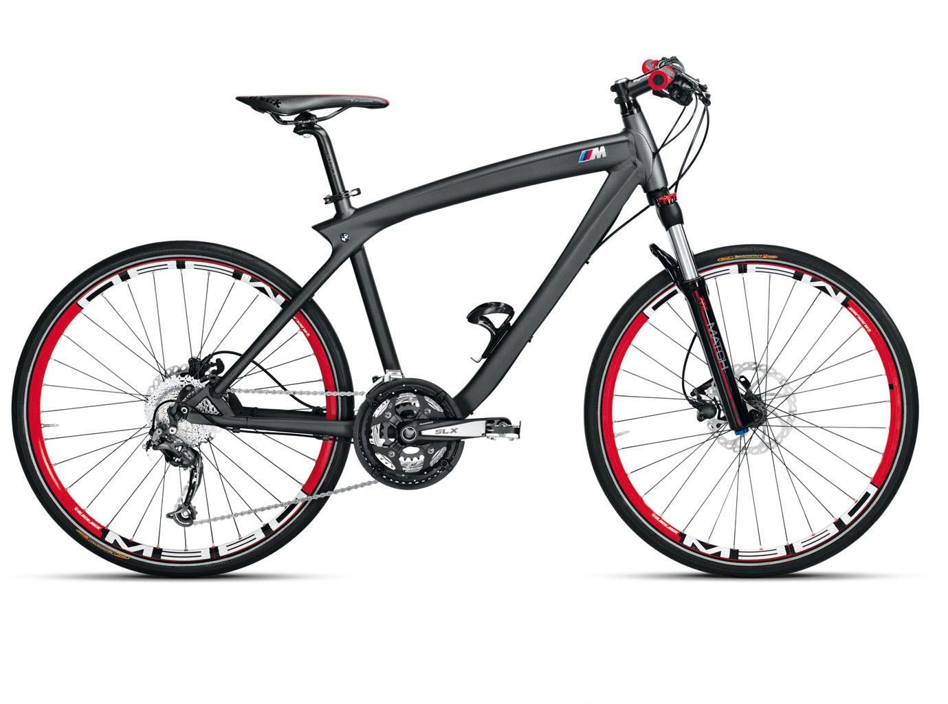 The Bmw M Bike