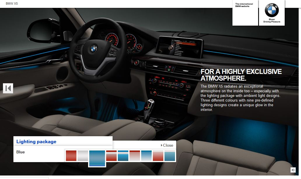 2014 Interior Bmw Generation X5 Next