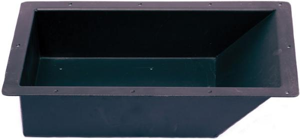 Foot Control Trolling Motor Recessed Tray