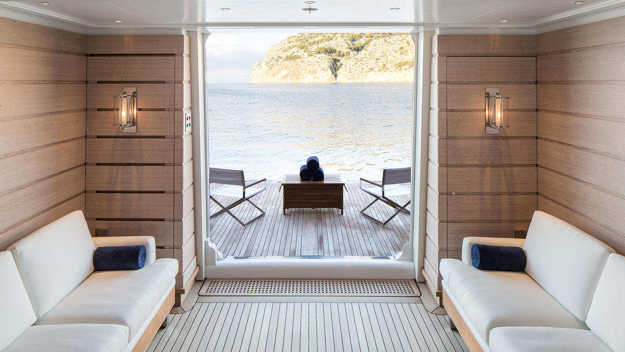 The Best Superyacht Beach Clubs In The World Boat