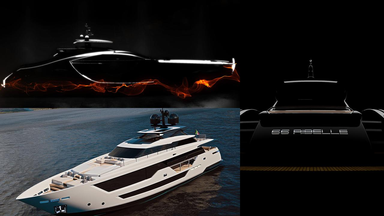 Ferretti Group Triple Teaser Hints At New Models Boat International
