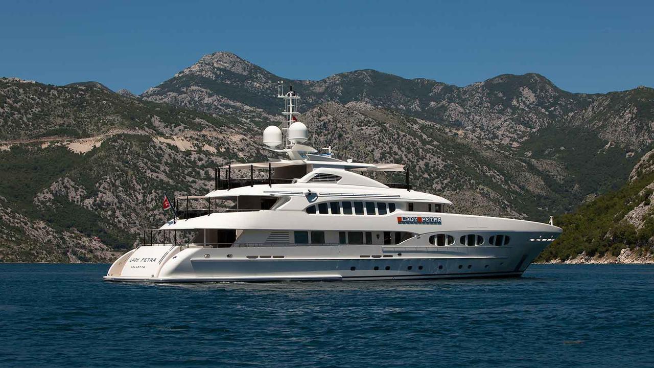 47M Heesen Motor Yacht Como Sold Boat International