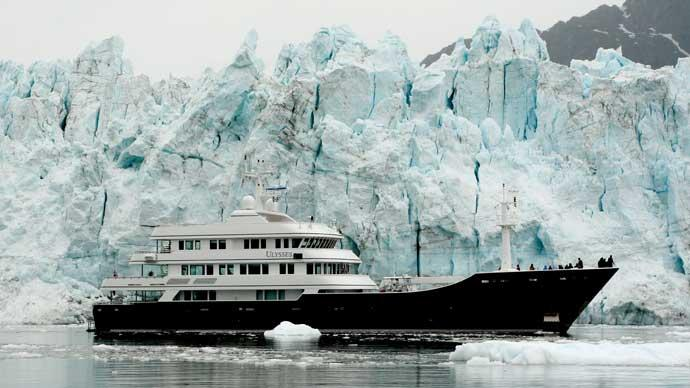 Burgess And Fraser Sign Superyacht Ulysses For Sale Boat