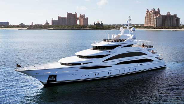 Major Price Drop On Superyacht Diamonds Are Forever At Worth Avenue And OCI Boat International