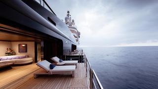 Landing Luna The Story Of The 115m Explorer Yachts 50m Refit Boat International