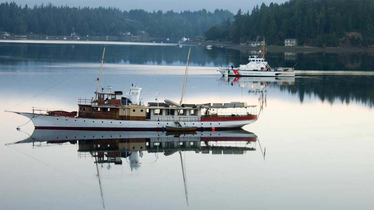 Classic Yacht El Primero Begins Restoration Boat