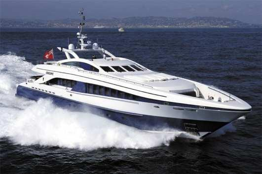 Heesens Seascape For Sale Through CNI Boat International