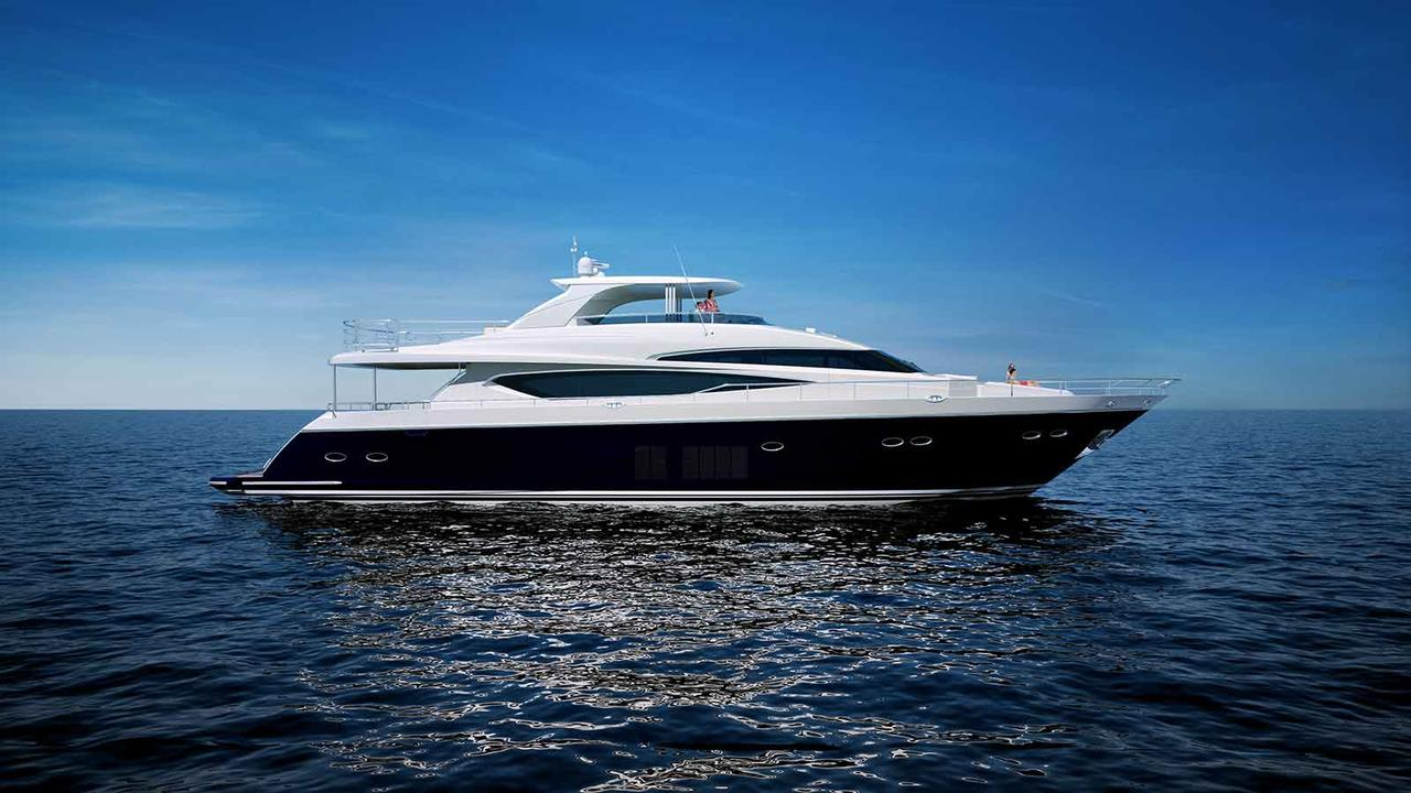 Princess 98 Motor Yacht Sold Boat International