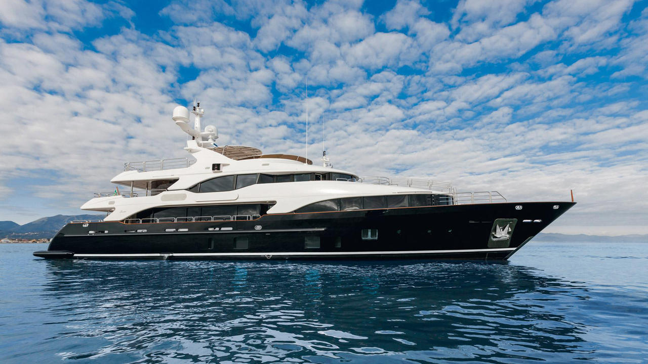 18M Price Cut On Benetti Motor Yacht Checkmate Boat