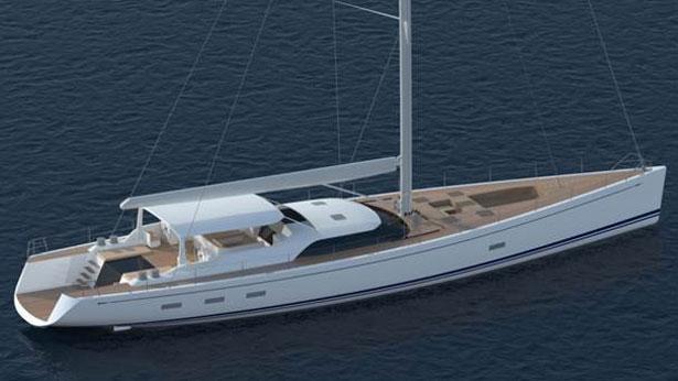 Nautors Swan Announces New Cruising Sailing Yacht Range