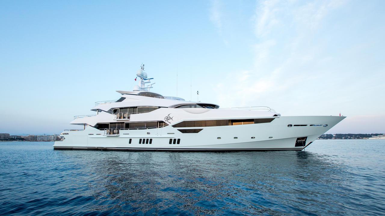Eddie Jordans Sunseeker Motor Yacht Blush Sold Boat