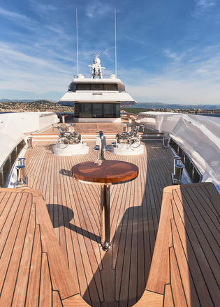 Joy The 70m Feadship Yacht Centred Around Comfort Boat International