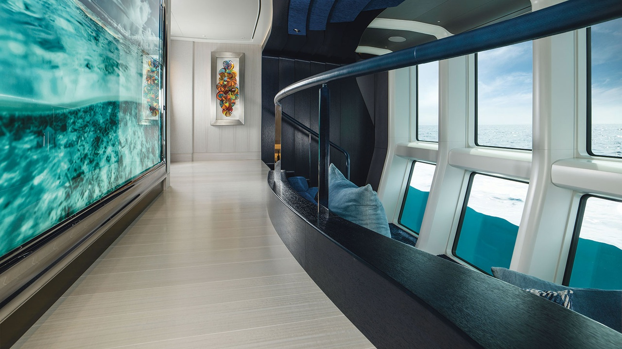 Boat Interior Design