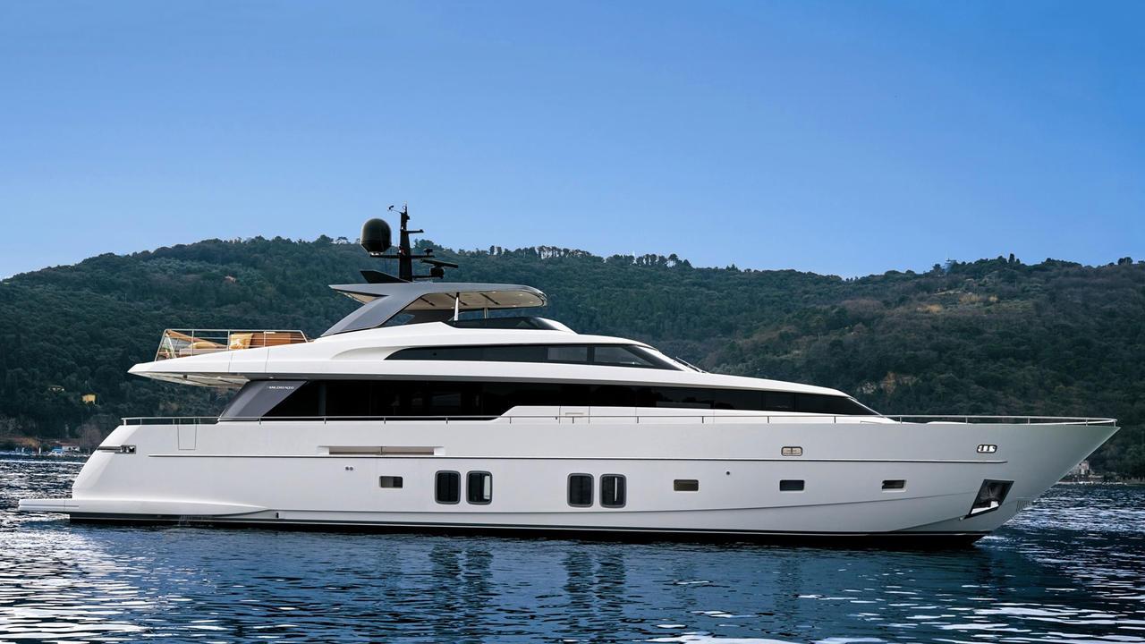 Price Cut On Sanlorenzo Motor Yacht Peacekeeper Boat