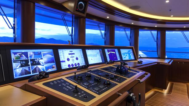 Is Your Superyachts Modern Day Navigation System