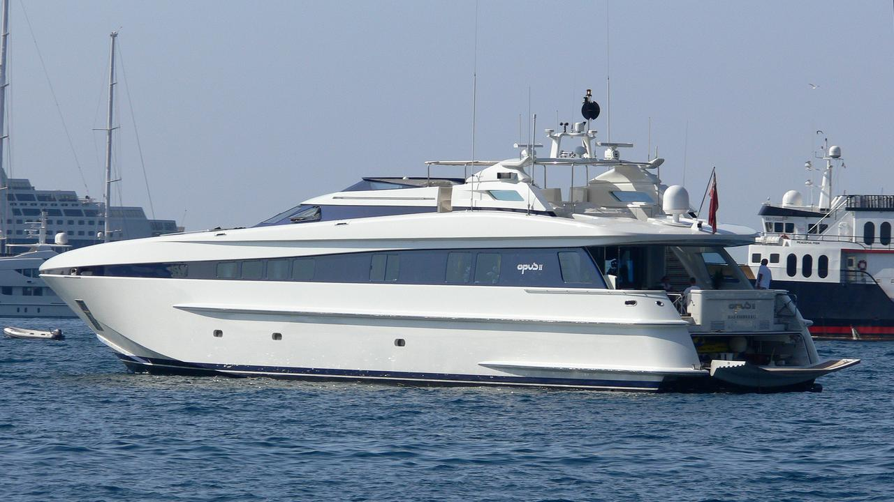 OPUS II Yacht Heesen Yachts Boat International